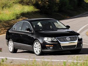 Технические характеристики Volkswagen Passat 2.0 TDI 2005-2010 г.