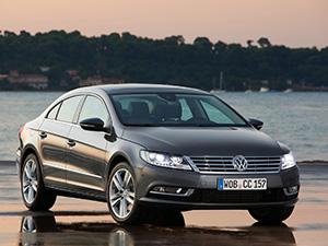 Технические характеристики Volkswagen Passat CC