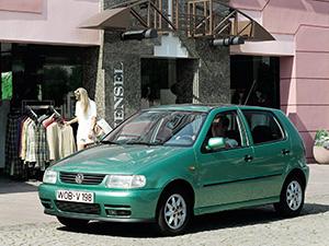 Технические характеристики Volkswagen Polo 1.0 1994-1999 г.