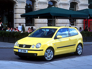 Технические характеристики Volkswagen Polo 1.2 12V 2001-2005 г.