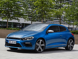 Технические характеристики Volkswagen Scirocco