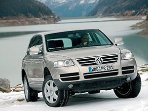 Технические характеристики Volkswagen Touareg 3.2 V6 2002-2007 г.