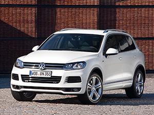 Технические характеристики Volkswagen Touareg