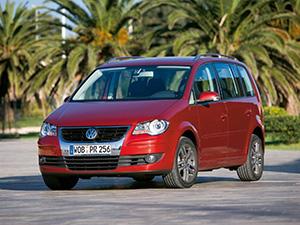 Технические характеристики Volkswagen Touran 1.9 TDI 2006-2010 г.