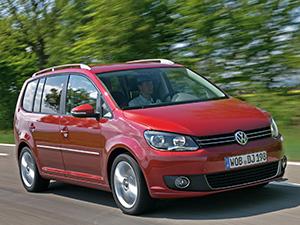 Технические характеристики Volkswagen Touran