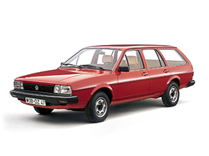 Технические характеристики Volkswagen Passat 1.6 1985-1988 г.