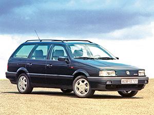Технические характеристики Volkswagen Passat VR6 1988-1993 г.