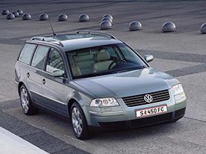 Технические характеристики Volkswagen Passat 2.0 2000-2005 г.
