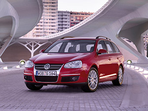Технические характеристики Volkswagen Golf 1.4 TSI 2007-2009 г.