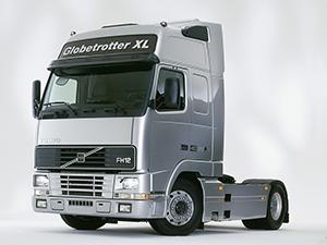 Volvo FH 2 дв. тягой 12
