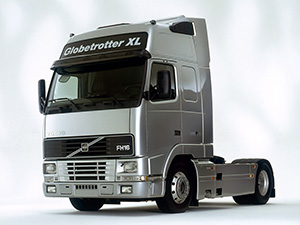 Volvo FH 2 дв. тягой 16