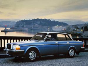Volvo 240 4 дв. седан 240