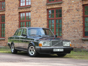 Volvo 264 4 дв. седан 264