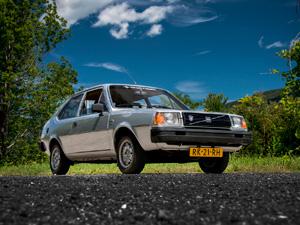 Volvo 343 3 дв. хэтчбек 343