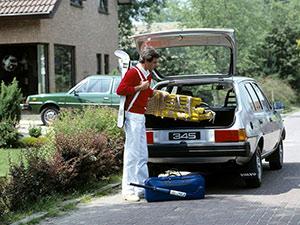 Volvo 345 5 дв. хэтчбек 345