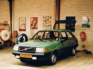 Volvo 360 3 дв. хэтчбек 360
