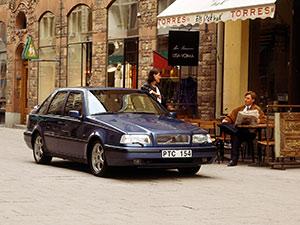 Volvo 440 5 дв. хэтчбек 440