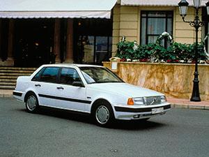 Volvo 460 4 дв. седан 460