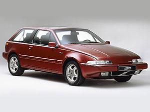 Volvo 480 3 дв. купе 480