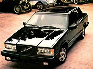 Volvo 740 4 дв. седан 740