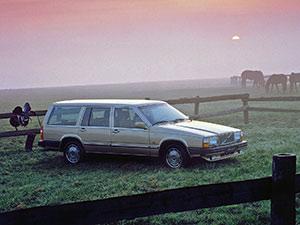 Volvo 760 5 дв. универсал Estate