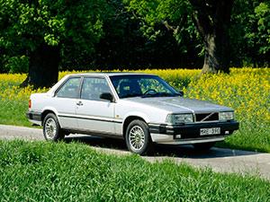 Volvo 780 2 дв. купе 780
