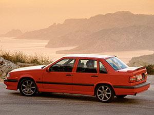 Volvo 850 4 дв. седан 850