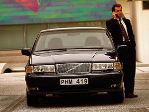 Volvo 960 4 дв. седан 960