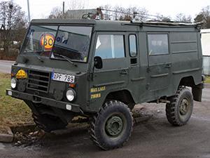 Volvo Laplander 4 дв. вездеход C303
