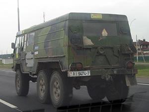 Volvo Laplander 4 дв. вездеход C304