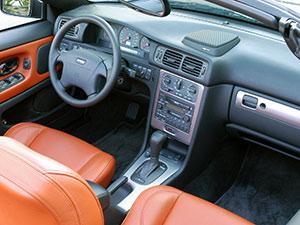 Volvo C70 2 дв. кабриолет Convertible