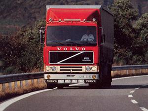 Volvo F-series 2 дв. тягой F10