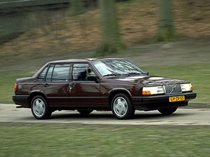 Volvo Polar 4 дв. седан Polar