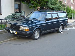 Volvo Polar 5 дв. универсал Estate