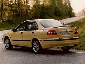 Volvo S40 4 дв. седан S40