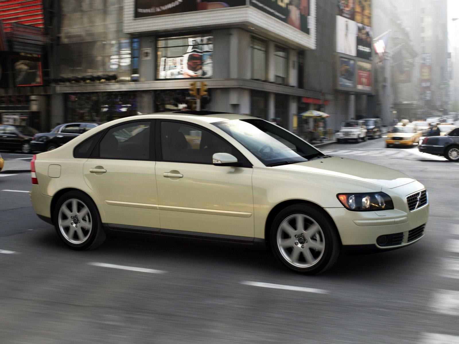 Технические характеристики Volvo S40 / Вольво С40 ...