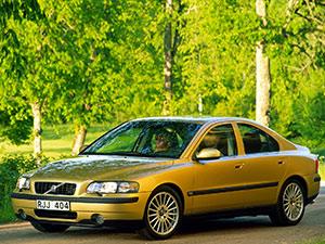 Volvo S60 4 дв. седан S60