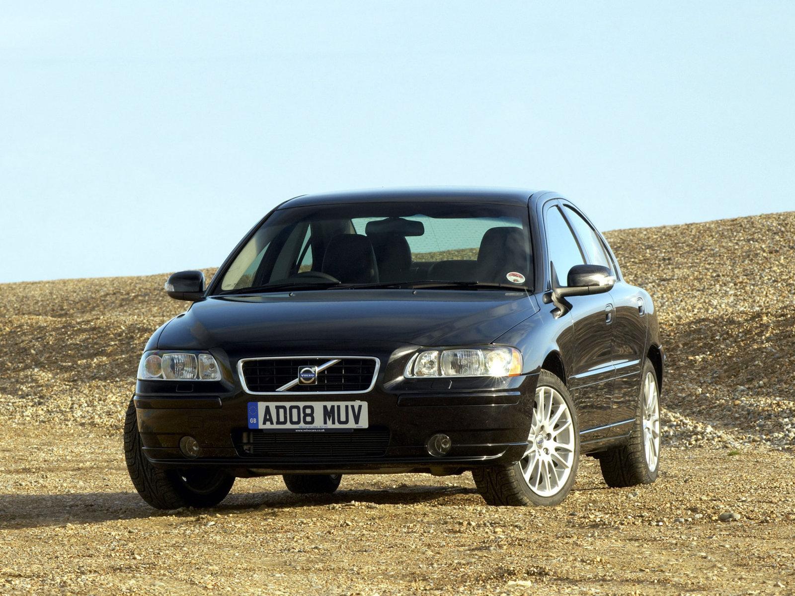 Технические характеристики Volvo S60 / Вольво С60 ...