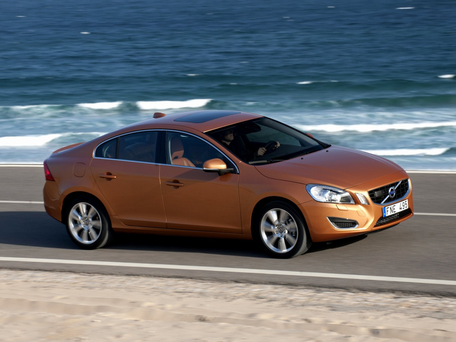 Volvo (Вольво) S60 2010-2013 г.