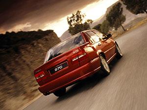 Volvo S70 4 дв. седан S70