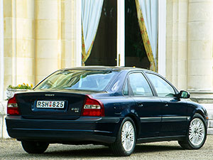 Volvo S80 4 дв. седан S80