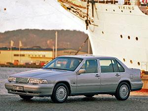 Volvo S90 4 дв. седан S90