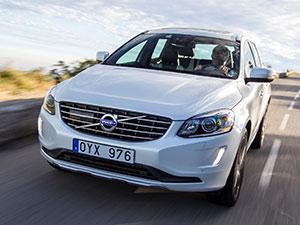 Volvo XC60 5 дв. кроссовер XC60