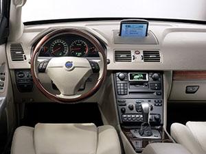 Volvo XC90 5 дв. внедорожник XC90