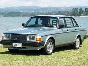 Технические характеристики Volvo 240