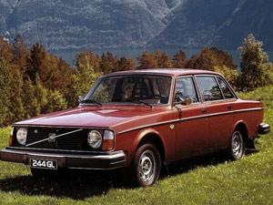 Технические характеристики Volvo 244