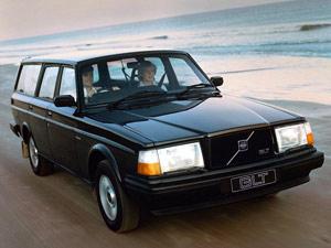 Технические характеристики Volvo 245