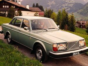 Технические характеристики Volvo 264