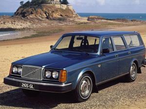 Технические характеристики Volvo 265