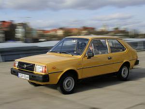 Технические характеристики Volvo 343
